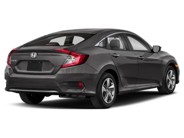 New 2020 Honda Civic Sedan LX