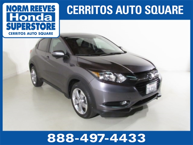 Certified Pre-Owned 2017 Honda HR-V EX
