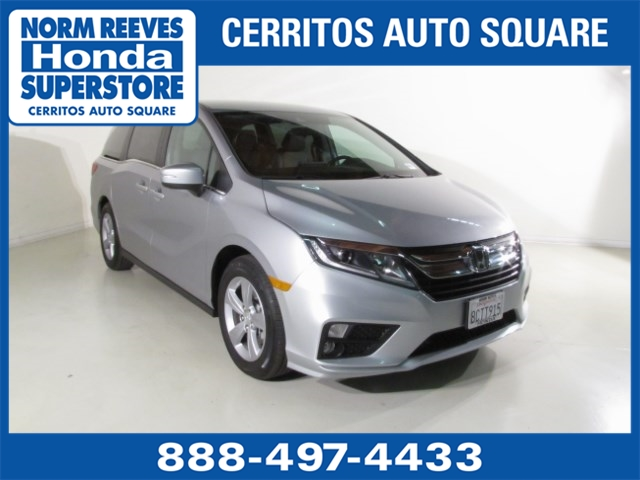 Certified Pre-Owned 2018 Honda Odyssey EX