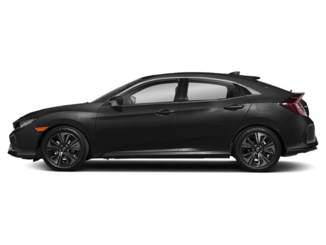 New 2018 Honda Civic Hatchback EX-L Navi