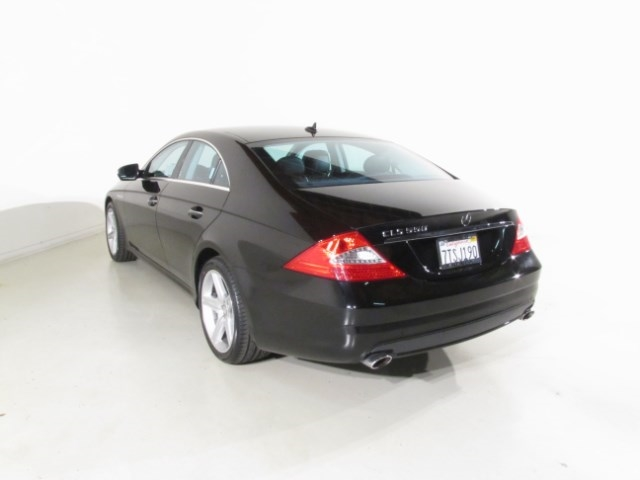 Pre-Owned 2011 Mercedes-Benz CLS CLS 550